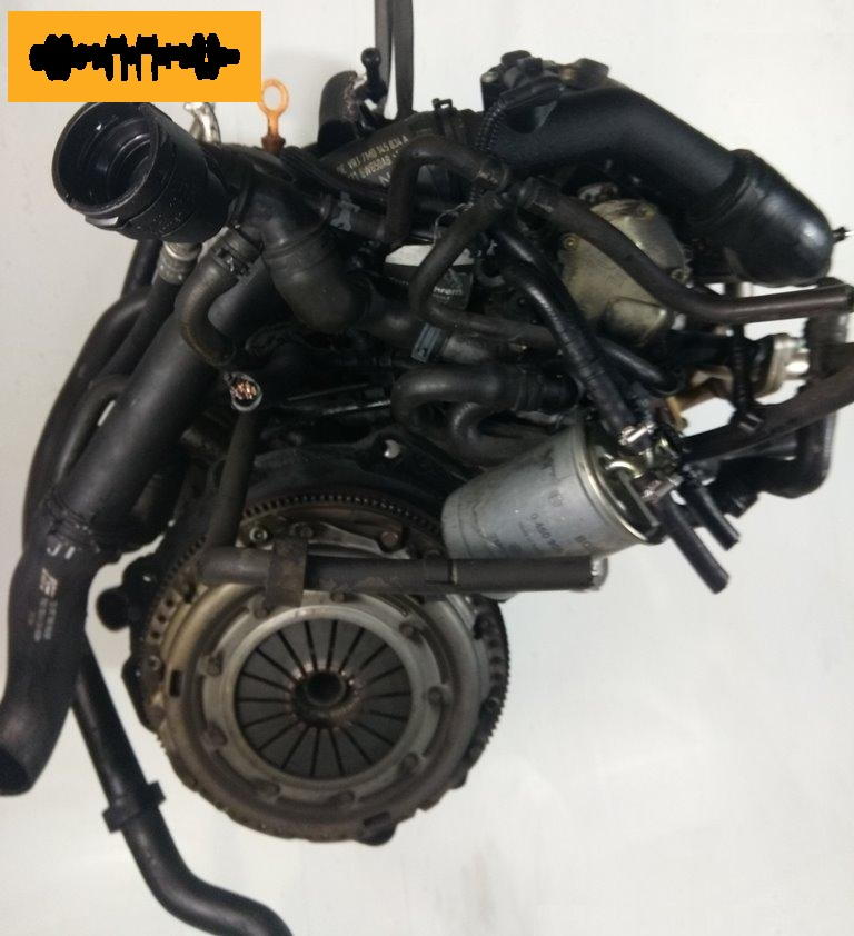 Двигатель Ford Galaxy - AUY
