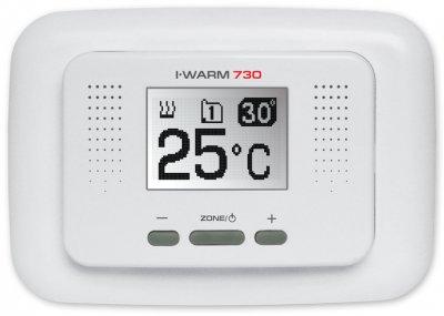 Двухзональный терморегулятор